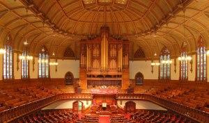 Fifth Avenue Presbyterian Church with Sanctuary Organ