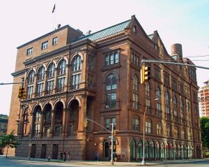 Foundation Building,Cooper Union for the Advancement of Science and Art in Manhattan, New York City