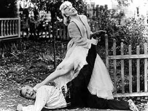Betty Hutton And William Demares In 'The Miracle Of Morgan's Creek'
