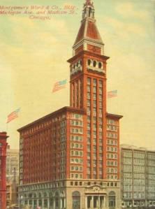 Montgomery Ward Tower