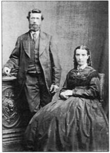 Mr. and Mrs. Richard Oates