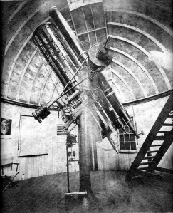 Interior of Draper's Observatory