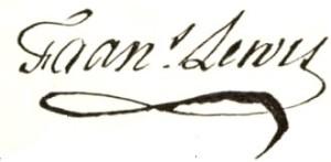 Francis_Lewis_signature (2)