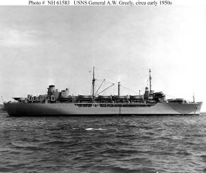 USS General A. W. Greely (AP-141)