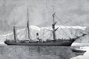 Proteus, 1881