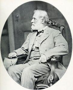 Photograph taken by Mathew Brady in April, 1865.