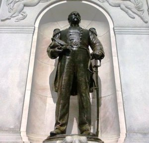 1902, Commodore George H. Perkins Monument at the New Hampshire State House
