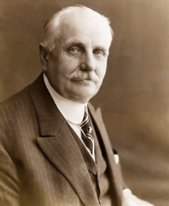 Portrait of Frank W. Woolworth