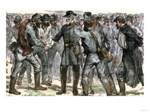 General Robert E. Lee's Farewell to His Soldiers