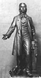 1891, Thomas Starr King monument, San Francisco, California