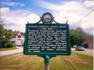 Hale historic marker 001
