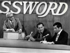 Password and Allen Ludden made their way into The Odd Couple when Oscar and Felix became contestants in 1973.