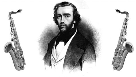 Image result for Adolphe Sax