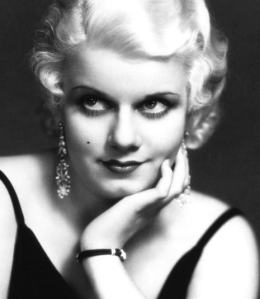 Jean Harlow in an early publicity still (circa 1930–31)