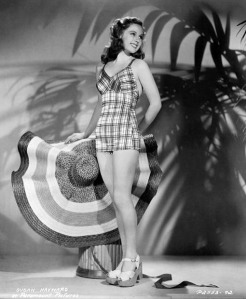 Susan Hayward, 1939