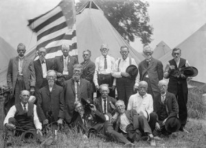Veterans at the 1913 Reunion (2)