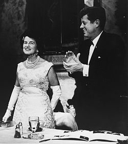 250px-President_Kennedy_with_his_mother_crop