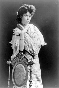 Maggie Brown in 1919