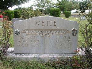 640px-Jim_and_Fannie_White_Headstone