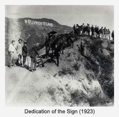 dedication 1923