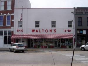 """Walton's Five and Dime"" Bentonville, Arkansas"