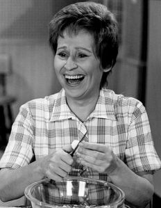 Alice Ghostley as Cousin Alice in Mayberry R.F.D.