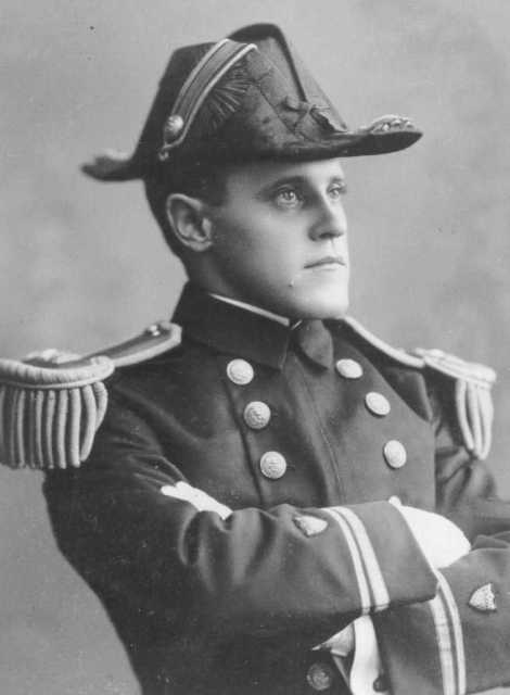 U.S. Revenue Marine Full Dress Uniform, United States Coast Guard History website photo