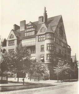 The Tiffany Mansion, circa 1886 at the corner of 72nd Street and Madison Avenue.