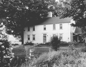 Samuel Huntington Birthplace, Scotland (Windham County, Connecticut)