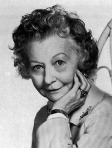 Irene Ryan The American Actress Best Known As Granny On