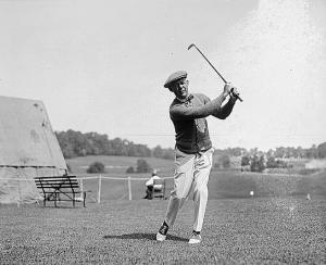 Grantland Rice in 1921