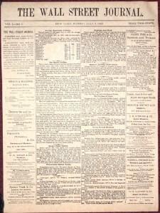 first-wall-street-journal