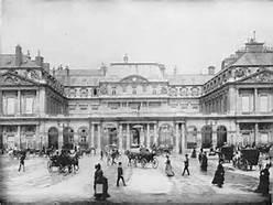 Palais Royale Saloon in San Francisco.
