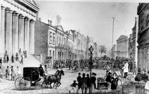 Wall Street, 1867