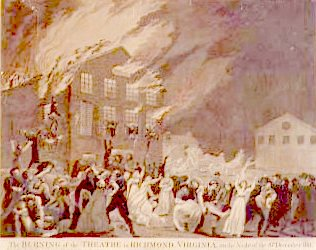 1811_Richmond_Theatre_fire