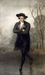 The Skater, 1782, a portrait of William Grant