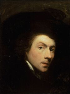 Self Portrait, painted by Gilbert Stuart in 1778