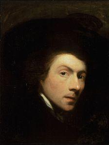 Self Portrait, painted by Gilbert Stuart in 1778