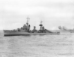 USS Selfridge