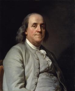 Benjamin Franklin, first Postmaster General
