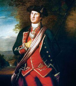 Portrait of George Washington, 1772