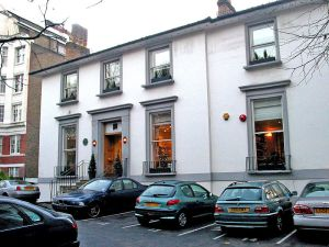 Abbey Road Studios, where George Martin recorded his Parlophone artists
