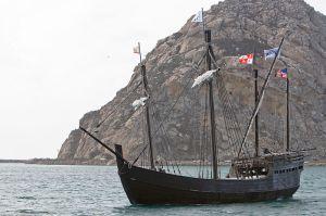 1991 replica of the Niña