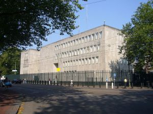 US Embassy in The Hague, 2009
