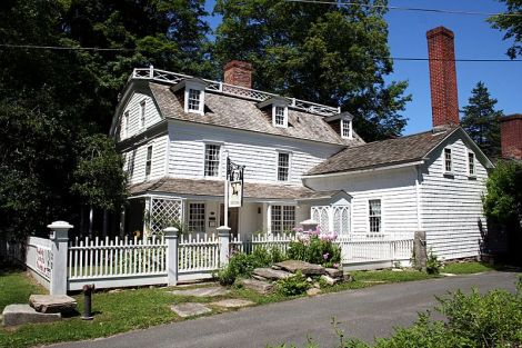 Keeler Tavern, Ridgefield, Connecticut