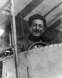 Louis Paulhan in 1909