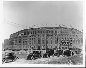 Opening Day 1923