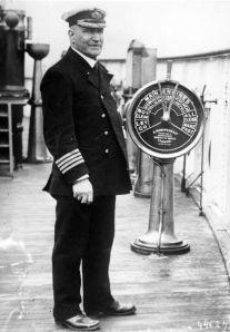 Captain Turner in 1914