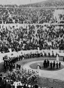 Opening Ceremony Parade of Nations